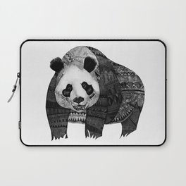"""Native Youth Panda""  Laptop Sleeve"