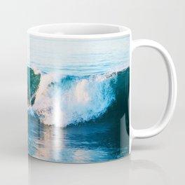 Warm Surf Coffee Mug