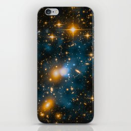 Cosmos 2, When stars collide (enhanced version) iPhone Skin