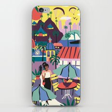 Contemporary iPhone & iPod Skin