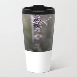 fleur Metal Travel Mug