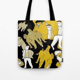 Gangs of New York Tote Bag