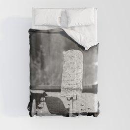 Rusty gear Comforters