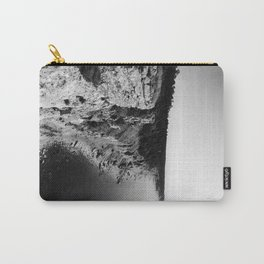 Where sea meets land Carry-All Pouch