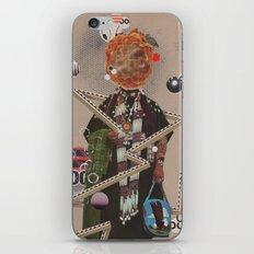 fireball iPhone & iPod Skin