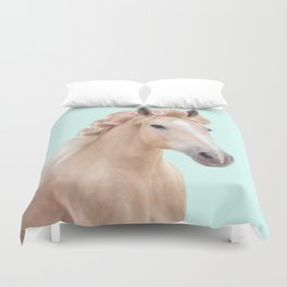 PALOMINO HORSE Duvet Cover