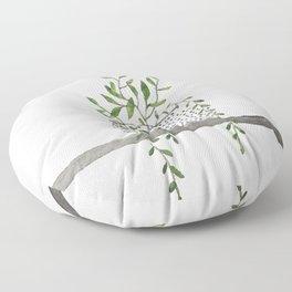 Vase 2 Floor Pillow