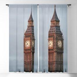London, England 13 Blackout Curtain