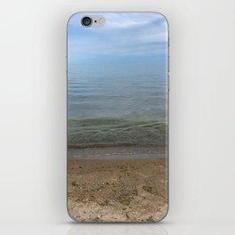 Shore of Woodbine Beach iPhone Skin