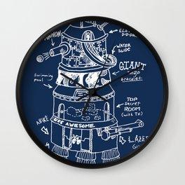 U.S.S. Awesome Wall Clock