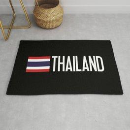 Thailand: Thai Flag & Thailand Rug