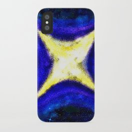 Sector X iPhone Case
