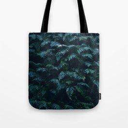 fern field Tote Bag