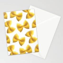 Farfalle Pasta Stationery Cards