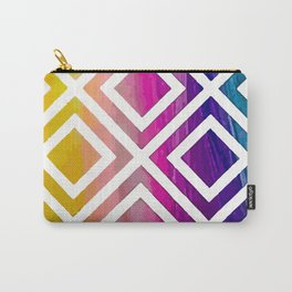 Unicorn Colors Carry-All Pouch