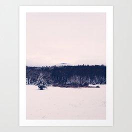 Bearsville, New York Art Print