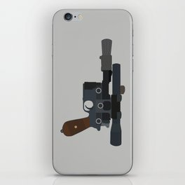 Shoot First. iPhone Skin