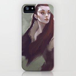Watch iPhone Case