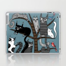 CAT TREE Laptop & iPad Skin