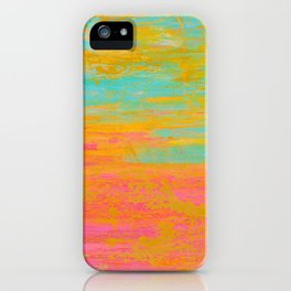 Warm Breeze iPhone Case