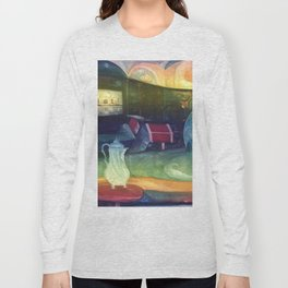 Inside Out and Outside In Long Sleeve T-shirt