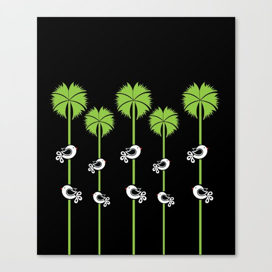 tree 5 Canvas Print