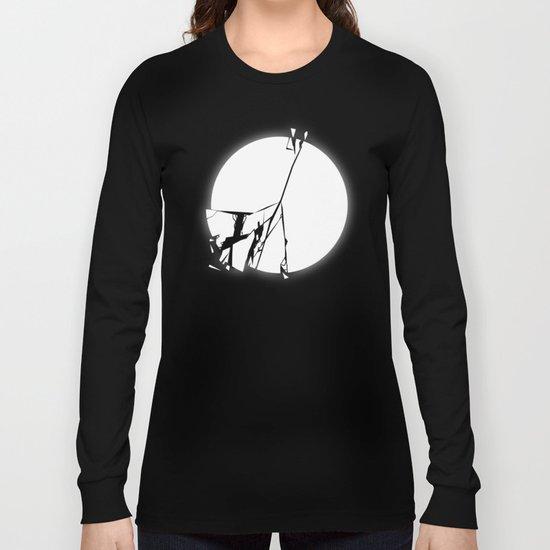 Broken Sun Long Sleeve T-shirt