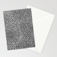 NO QUIETUDE B&W Stationery Cards