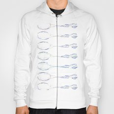 Abstracted spoons for all  Hoody