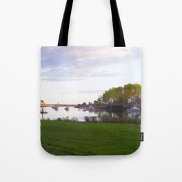 Kennebunk View Tote Bag
