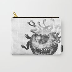 Beholder (Black & White) Carry-All Pouch