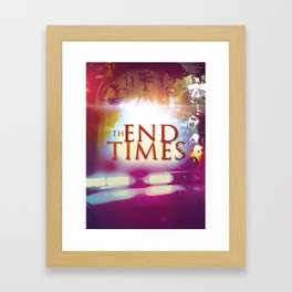 The End Times Framed Art Print