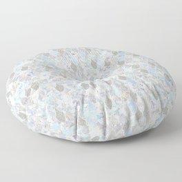 Holographic Mermaid Floor Pillow