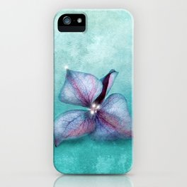 LONGING FOR SPRING iPhone Case