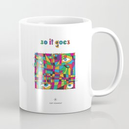 So it goes - Vonnegut Coffee Mug