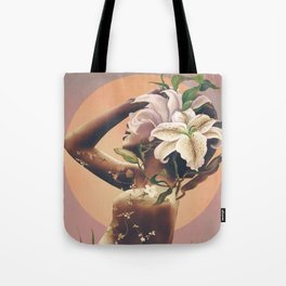Floral beauty 3 Tote Bag