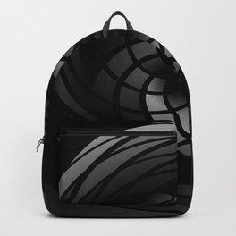 Modern Me Dark Spiral Backpack