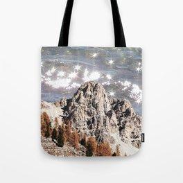 Shiny Sky Tote Bag