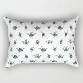 Entomology pattern Rectangular Pillow