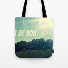 and nothing else Tote Bag