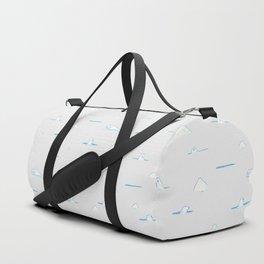 Polar Bear Hunting Duffle Bag