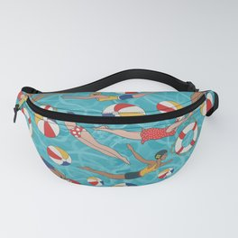 Diving Divas Fanny Pack