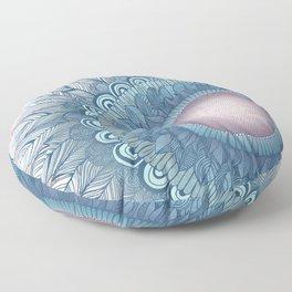 Bloomin' Floor Pillow