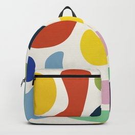 Mid Century Colour Pop Backpack