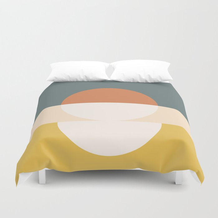 Abstract 02 Duvet Cover