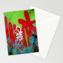 Jardin De Graffiti Stationery Cards