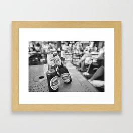 Stella Kiss Framed Art Print