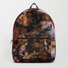 Re, Dei E Bestie Backpack
