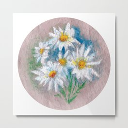Flor VI (Flower VI) Metal Print