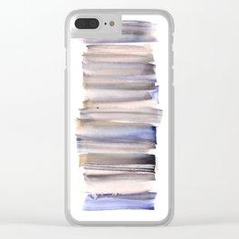 Frozen Summer Series 116 Clear iPhone Case